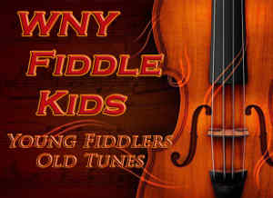 Fiddle Kids Banner for Home Page
